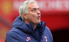 Mourinho: 'Tôi sẽ không bao giờ chấp nhận'