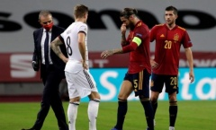 Ramos nằm sân, hành động bất ngờ của Toni Kroos khiến CĐV Real phát sốt