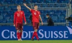 Trận Thụy Sĩ - Ukraine bị hoãn, sao Arsenal tức tốc trở lại London