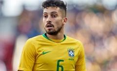 Từ Telles đến Alves: Brazil và đội hình toàn cầu thủ chạy cánh cực chất