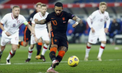 Giành 3 điểm, Hà Lan vẫn cay đắng dừng bước ở vòng bảng