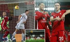 Cựu sao Man Utd đốt lưới nhà, Leicester thua trắng trước Liverpool