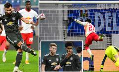 5 điểm nhấn Leipzig 3-2 Man United: Tan nát cánh phải, Quỷ đỏ trả giá đắt