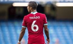 Liverpool gặp Leipzig, Thiago thực hiện động thái đáng chú ý