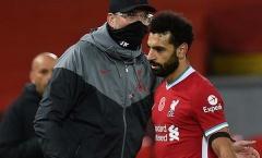 """Mo Salah: """"Tôi thất vọng vì quyết định của Jurgen Klopp"""""""