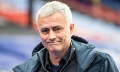 Tiền đạo duy nhất khiến Mourinho ca ngợi và tiếc nuối khôn nguôi