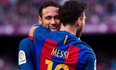 Chưa đá, Messi đã e dè trước viễn cảnh đối đầu với Neymar