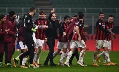 Bại trận trước Juve, Milan vẫn lạc quan
