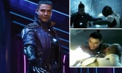 Ronaldo sắm vai siêu anh hùng, 'tả xung, hữu đột' trong clip quảng cáo game
