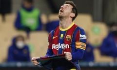 'Đó là vết nhơ lớn nhất trong cuộc đời của Lionel Messi...'