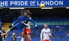 Trò cưng Lampard lập hat-trick, 'bom xịt' sút hỏng pen, Chelsea đi tiếp ở FA Cup
