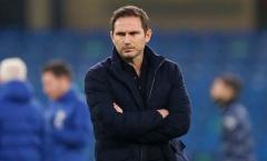 Lampard trên bờ vực sa thải, CĐV Chelsea gào thét, mong ước 1 điều