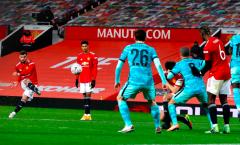 Thống kê M.U 3-2 Liverpool: 'Ông kẹ' xuất hiện, ngả mũ trước Solskjaer