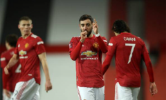 TRỰC TIẾP Man Utd 3-2 Liverpool (Kết thúc): Quỷ Đỏ giành vé đi tiếp