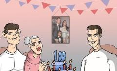 Cười té khói với loạt ảnh chế sinh nhật Ronaldo