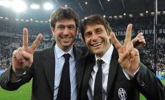 Vì sao mâu thuẫn giữa Conte và Juve trở nên không thể hàn gắn?