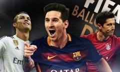 Vua phá lưới Champions League 10 năm qua thay đổi thế nào?