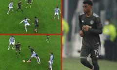 Diallo nhảy múa trước 3 cầu thủ Sociedad trong ngày ra mắt Man Utd