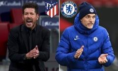 4 ngôi sao định đoạt cục diện đại chiến Atletico - Chelsea