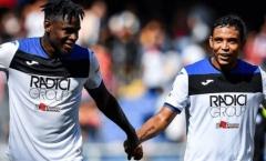 Hàng công Real Madrid kém xa Atalanta