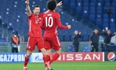 5 điểm nhấn sau trận Lazio 1-4 Bayern: 'Đại bàng' tự hủy, Lewandowski đi vào lịch sử Champions League