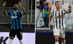Oanh tạc dữ dội, Lukaku trả lời câu hỏi về cuộc đua với Ronaldo