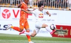 Văn Toàn kiến tạo + ghi bàn, HAGL đánh bại Bình Định tại Pleiku