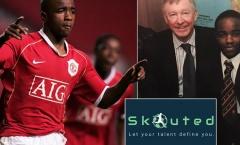 Cựu sao Man Utd quá đỉnh, làm nước Anh chao đảo nhờ phát minh '200IQ'