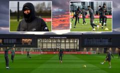 Liverpool sa sút vì khu tập luyện mới?