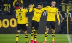 Top 10 'họng pháo' Bundesliga: 'Đàn em' Ronaldo, Haaland thua quá xa