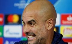'Pep Guardiola đã đá vào mông chúng tôi'