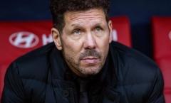 CĐV Atletico khát khao 'trọng pháo' mới của Diego Simeone