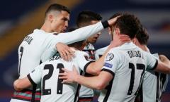 Bồ Đào Nha tại EURO 2020: Ronaldo 'làm nền', đàn em 'làm hết'?