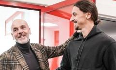 Milan 'chọn mặt gửi vàng' người thay thế Ibrahimovic