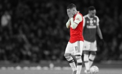 Sao Arsenal khóc: 'Arsenal làm tổn thương tôi'