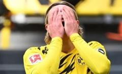 Đá thế này, Dortmund giương 'cờ trắng' vụ Haaland