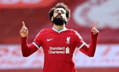 Xuất hiện ông lớn đàm phán với Mohamed Salah, không phải Barca-Real