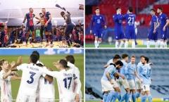 Lịch sử cất tiếng gọi, nhà vô địch Champions League đã lộ diện?