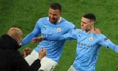 TRỰC TIẾP Dortmund 1-2 Man City (KT): Man xanh vào bán kết