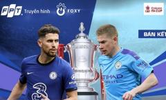 Bán kết FA Cup 2020/21: Chelsea - Manchester City, trận chung kết sớm của những bậc thầy chiến thuật