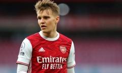 """Sợ """"hụt"""" Odegaard, Arsenal đưa """"Pirlo 2.0"""" vào tầm ngắm"""