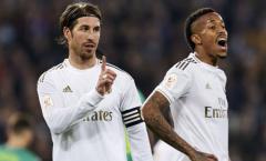Eder Militao: Từ kẻ bị chỉ trích đến hành trình thay thế Sergio Ramos
