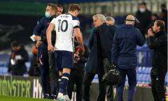 Jose Mourinho lên tiếng về chấn thương của Harry Kane sau trận Everton