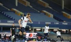 Tottenham hòa 2-2, Kane nói đúng 2 câu