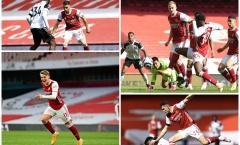 5 điểm nhấn trận Arsenal 1-1 Fulham: Nỗi nhớ Odegaard; 'Kẻ đóng thế' hoàn hảo