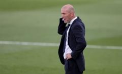CHÍNH THỨC: Real 'tan nát', còn đúng 12 cầu thủ của đội hình chính để đấu Getafe