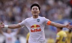 Xuân Trường lập siêu phẩm, HAGL hạ gục Hà Nội FC