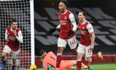 Lộ động thái gây sốc, Arsenal coi Aubameyang như 'không tồn tại'?