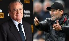 "Florentino Perez bất ngờ ""cà khịa"" Liverpool"