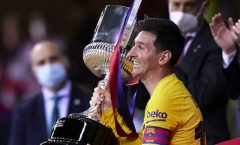 Lionel Messi và nụ cười trở lại ở Barcelona